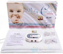 Baby Control BC-220i ikerbabás légzésfigyelő készü