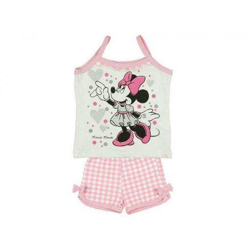 Disney Minnie 2 részes baba/gyerek nyári szett (méret: 74-116)