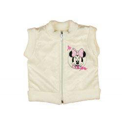 Disney Minnie lányka steppelt wellsoft mellény