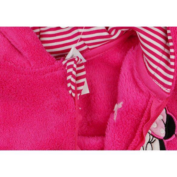 Disney Minnie lányka kapucnis wellsoft overál 4d8a25d6c5