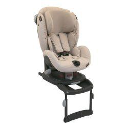 BeSafe Izi Comfort X3 IsoFix autósülés 9-18 kg Ivory Mélange