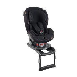 BeSafe Izi Comfort X3 IsoFix autósülés 9-18 kg Car Interior Black