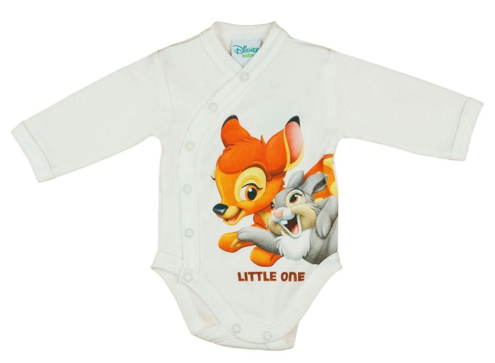 Disney Bambi fiú hosszú ujjú kombidressz - Babaruha  ca98ced92f