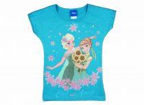 Disney Frozen/Jégvarázs rövid ujjú lányka póló