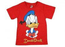 Fiú rövid ujjú póló Donald kacsa