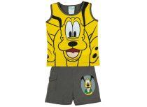 Disney Plútó fiú 2 részes trikó/bermuda szett