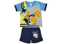 Disney Donald fiú 2 részes rövid ujjú póló/short s