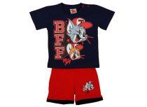Tom és Jerry 2 részes rövid ujjú póló/bermuda szett