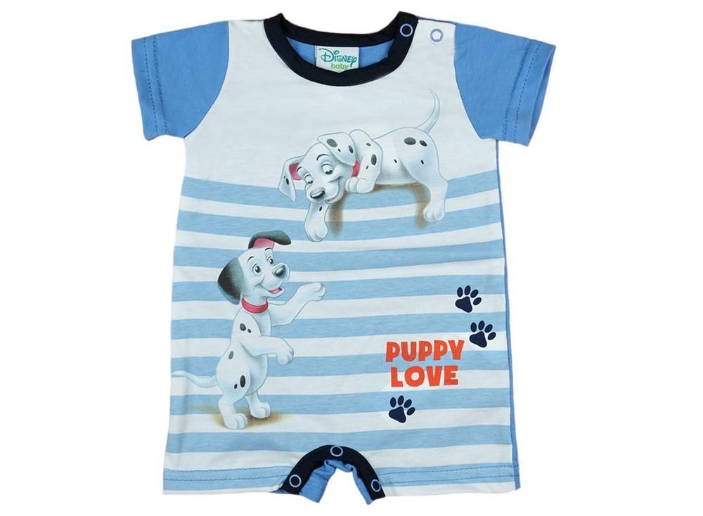 Disney 101 kiskutya fiú rövid ujjú napozó 0113e836a8