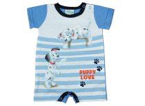 Disney 101 kiskutya fiú rövid ujjú napozó