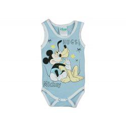 Disney Mickey és Plútó fiú ujjatlan kombidressz