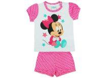 Disney baby lányka 2 részes rövid ujjú póló/short szett