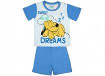 Disney Plútó fiú rövid pizsama