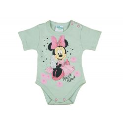 Disney Minnie rövid ujjú kombidressz menta