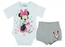 Disney Minnie lányka 2 részes kombidressz/short szett