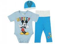 Disney Mickey fiú 3 részes szett