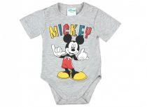 Disney Mickey rövid ujjú kombidressz