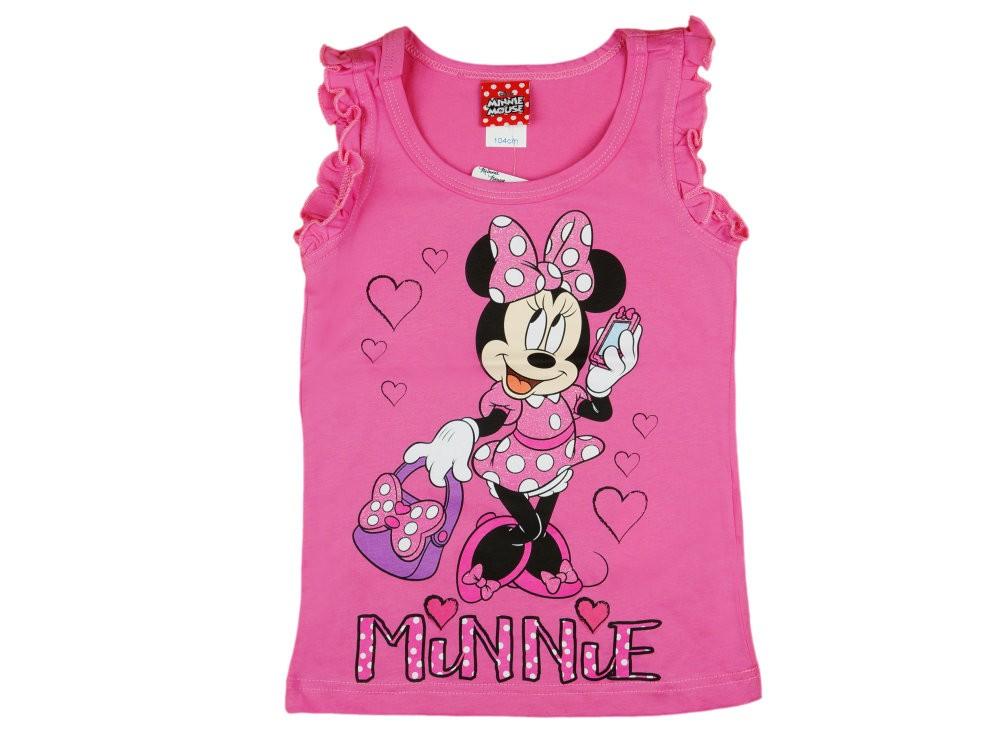 Disney Minnie fodros trikó - Babaruha  f969d1ab54