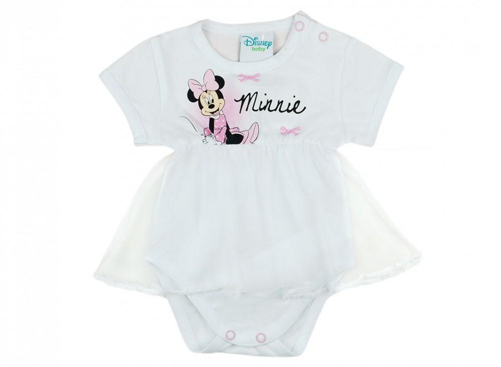 6a6be55f88 Disney Minnie tüllös rövid ujjú kombidressz - Babaruha | Gyerekruha ...