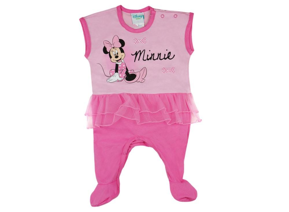 b5054d4370 Disney Minnie lányka ujjatlan rugdalózó tüllel