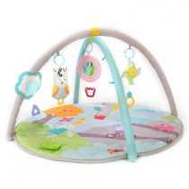 Taf Toys játszószőnyeg játékhíddal - Musical Nature Baby Gym