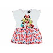 67ec4045f7 Kislány ujjatlan csíkos nyári ruha (TUR). 1 790 Ft. Disney Minnie virágos  muszlin aljú, nyitott vállú