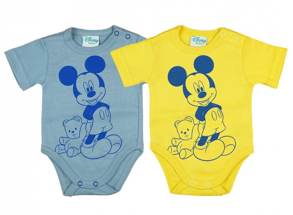 Disney Mickey fiú 2 db szett kombidressz - Babaruha  7f2d353178