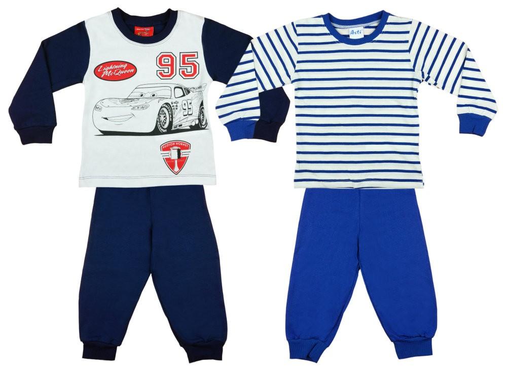 Disney Cars Verdák fiú páros hosszú pizsama szett (2db) 298e3d51d6