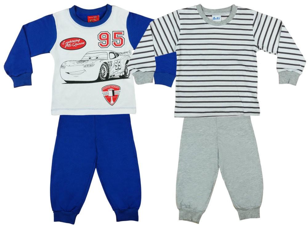 Disney Cars Verdák fiú páros hosszú pizsama szett (2db) 83b82c25c1