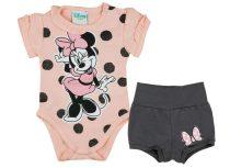 Disney Minnie 2 részes kombidressz/short szett