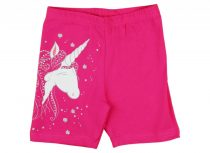 Unikornis lányka rövid leggings