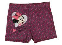 Disney Minnie lányka pöttyös  rövid leggings