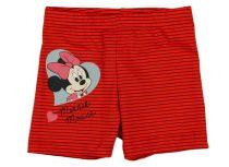 Disney Minnie lányka csíkos rövid leggings