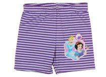 Disney Princess/Hercegnők lányka csíkos rövid leggings