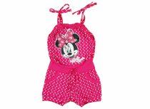 Disney Minnie lányka nyári overál pöttyös
