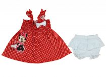 Disney Minnie lányka 2 részes nyári szett