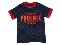 Fiú rövid ujjú póló Phoenix felirattal
