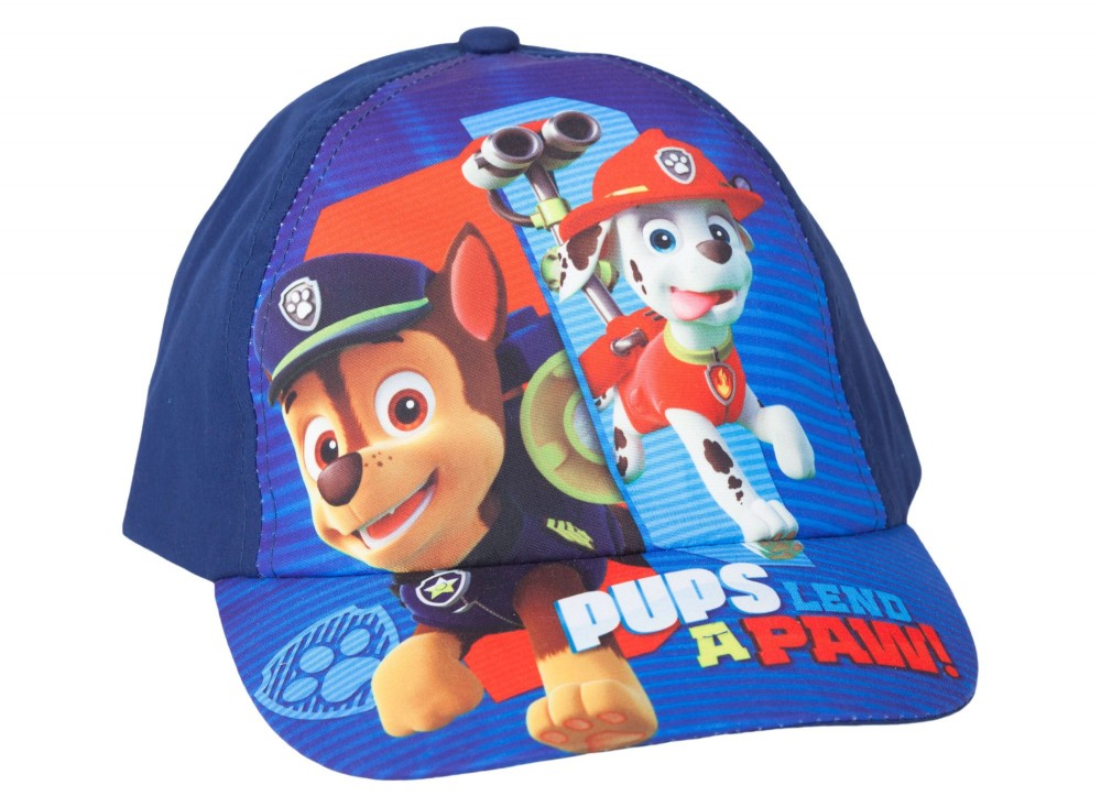 Paw Patrol nyári baseball sapka UPF 30+ a9e0f4eee6