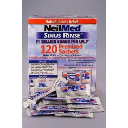 NeilMed Sinu Rines utántöltő só 120 db - 9 év fele