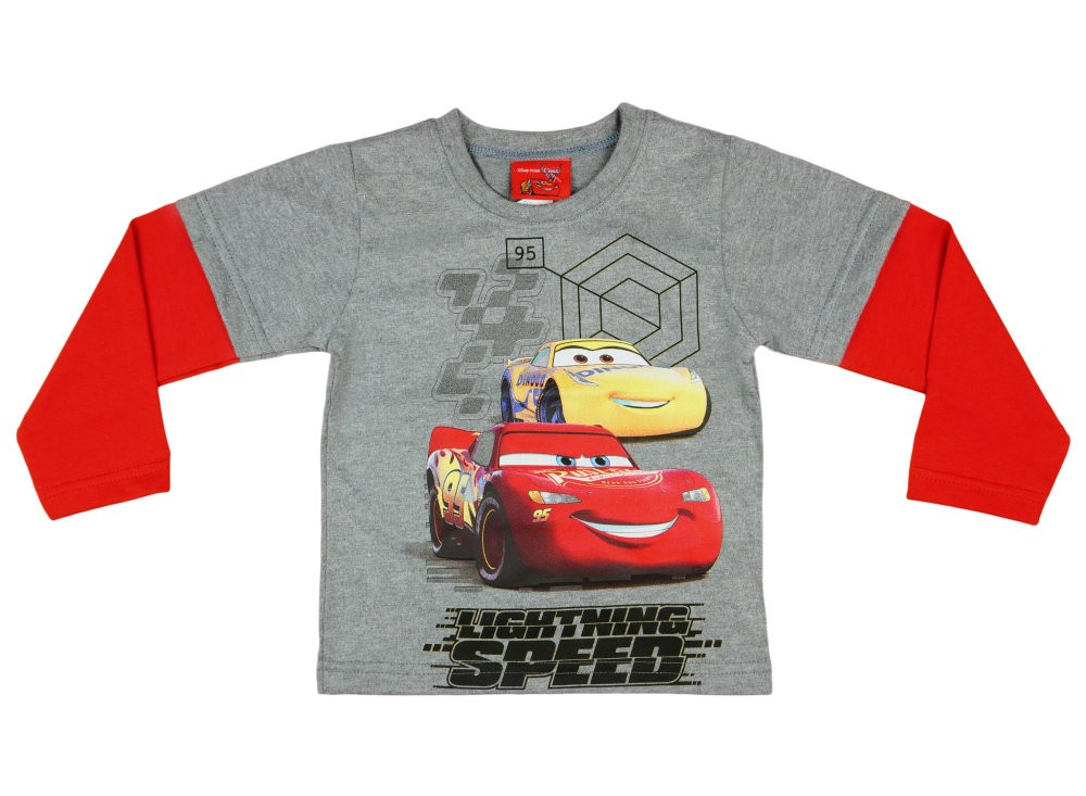 79ce99c2e2 Disney Cars/Verdák fiú hosszú ujjú póló