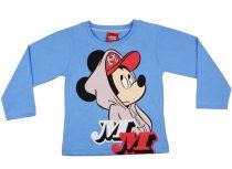 Disney Mickey kapucniban fiú hosszú ujjú póló