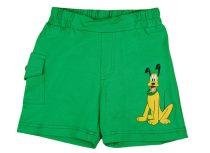 Disney Plútó fiú oldalzsebes pamut short
