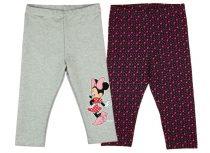 Disney Minnie lányka páros leggings szett (2db)