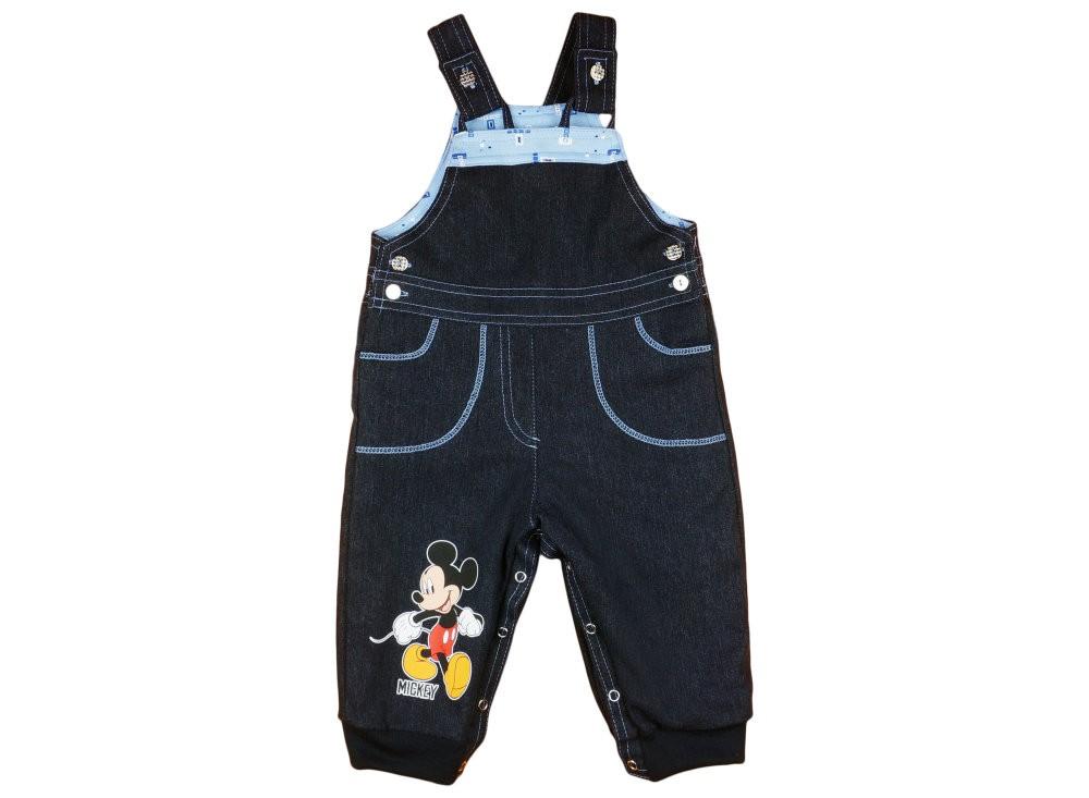 Disney Mickey bélelt farmer kertésznadrág a1b413e81e