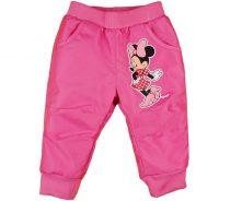 Disney Minnie lányka vízlepergetős, bélelt nadrág