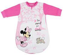 Disney Minnie belül bolyhos, hosszú ujjú hálózsák 2,5 TOG