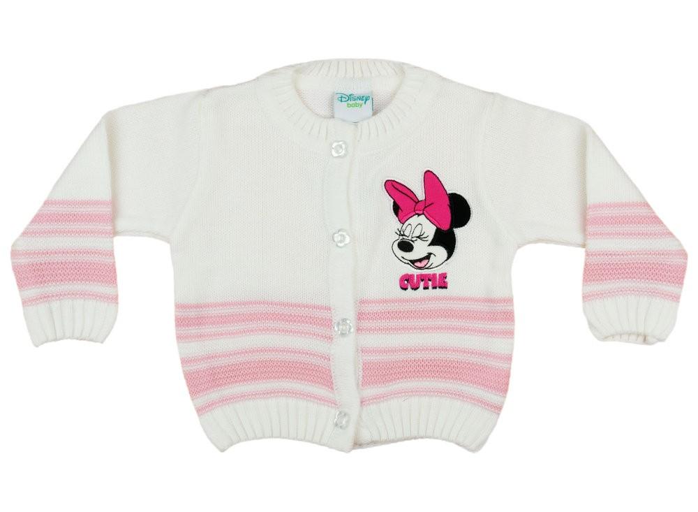 Disney Minnie lányka kötött kardigán - Babaruha  b30810cfd0