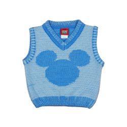 Disney Mickey fiú kötött mellény
