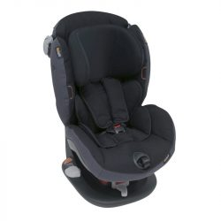 BeSafe Izi Comfort X3 autósülés 9-18 kg Midnight Black Mélange