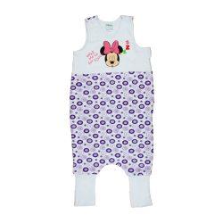 Disney Minnie lányka bélelt tipegő hálózsák 2,5TOG